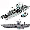 Конструктор Военный корабль Brick 113 990 деталей, фото 3