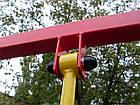 Детские качели, высота 2 метра, фото 5