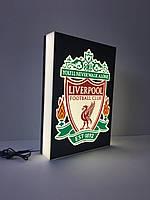 """Світильник декоративний """"Liverpool"""". Нічник"""