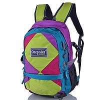 Школьный рюкзак Onepolar 1590 салатовый (1-4 класса), фото 1