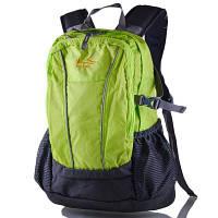 Шкільний рюкзак Onepolar 1601 салатовий (3-6 класи), фото 1
