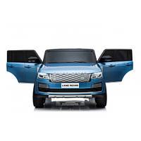 Детский электромобиль Land Rover Range Rover  DK-RR999 Синий