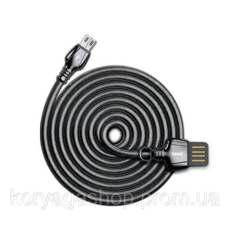 Кабель USB Micro Remax OR King RC-063m 1m Tarnish