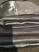 Остатки шторной ткани из блекаута