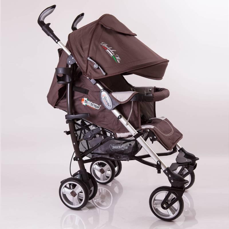 Детская прогулочная коляска DolcheMio SH638APB Brown