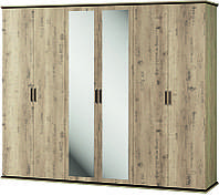 Шкаф 6Д Палермо Світ Меблів, фото 1