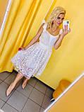 Сукня Жін. 36(р) білий 8701 Poliit Україна Весна-C, фото 3