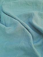"""Льняная ткань для постельного белья """"Nevada Sky"""" с эффектом """"помятости"""" (шир. 260 см), фото 1"""