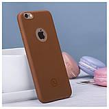 Чехол Hoco Juice series back cover TPU для iPhone 6 Plus/6S Plus Brown, фото 2
