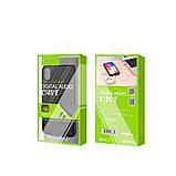 Чехол Hoco LS10 dual lightning digital audio для iPhone X black, фото 3