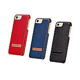 Чехол-накладка Hoco Platinum series carbon fiber для iPhone 7 Plus Black, фото 2