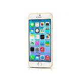 Чехол накладка Hoco Ultra-Thin Series PP Back Cover для Apple iPhone 6/6S Gold, фото 2