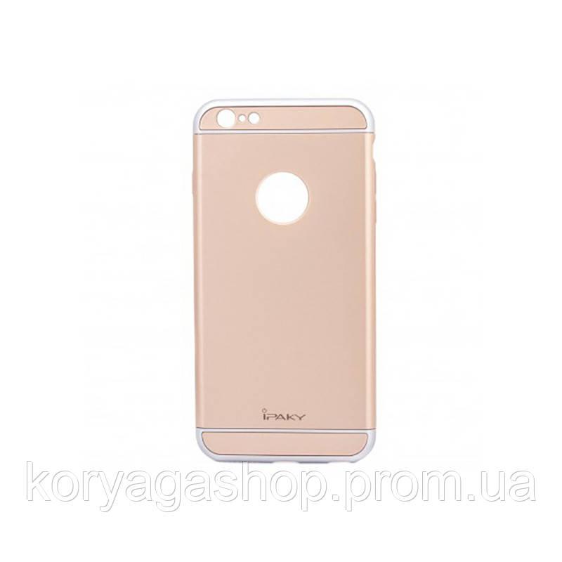 Чехол iPaky Joint Series для Apple iPhone 7/8 Gold