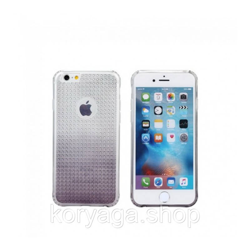 Чехол-накладка Remax Bright Gradient для iphone 6/6S Purple
