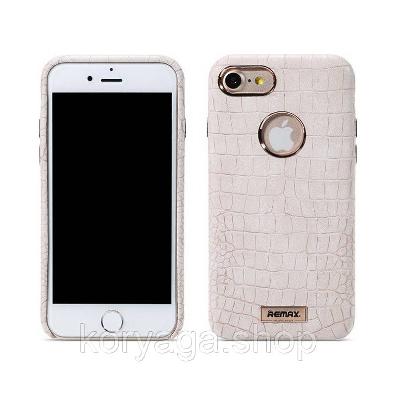 Чехол-накладка Remax Maso для iPhone 7/8 White
