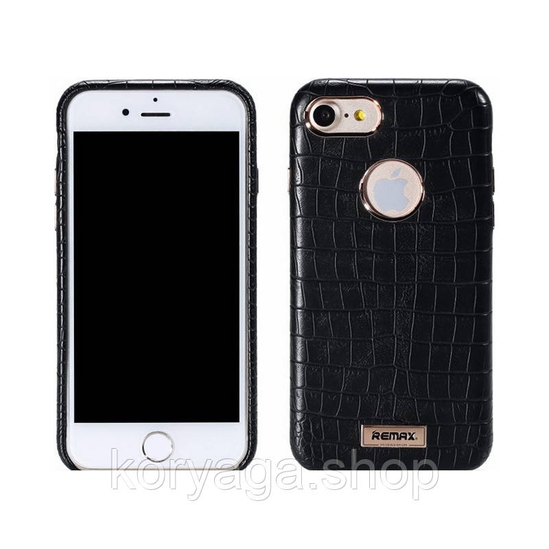 Чехол-накладка Remax Maso для iPhone 7 Plus/8 Plus Black