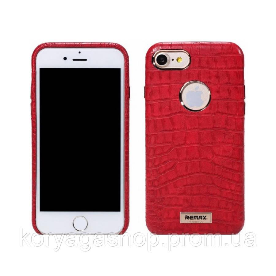 Чехол-накладка Remax Maso для iPhone 7 Plus/8 Plus Red