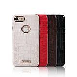 Чехол-накладка Remax Maso для iPhone 7 Plus/8 Plus Red, фото 2