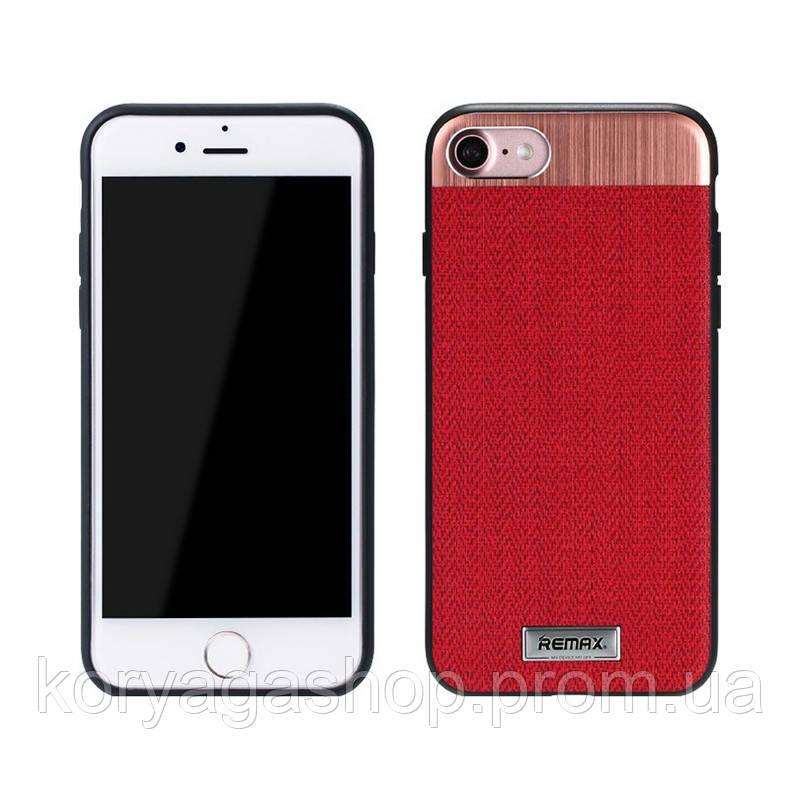 Чехол-накладка Remax Mins Creative Case для iPhone 7/8 Red