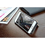TPU+PC чехол Rock Royce Series с функцией подставки для Apple iPhone 6/6S Gray, фото 4