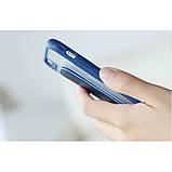 Чехол-накладка Rock Unique Series II Apple iPhone 6Plus/6S Plus Dark Blue, фото 2