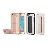 Чехол-накладка Rock Unique Series II Apple iPhone 6Plus/6S Plus Rose Gold, фото 3