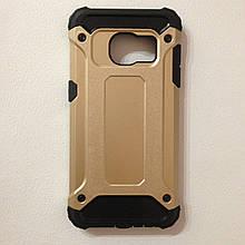 Чехол для Samsung S7 Terminator Gold