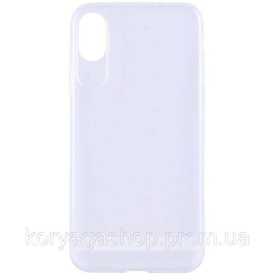 Чехол-накладка Usams Case-Primary Series iPhone X Transparent