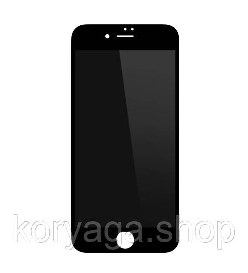 Защитное стекло REMAX Gener 3D Full cover Curved edge для Iphone 7/8 Black