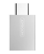 Переходник Joyroom S-M204 HUI series Type-C Switch to USB 3.0 Grey