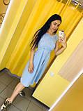 Сукня Жін. 36(р) блакитний 166636 My Twins Туреччина Літо, фото 2