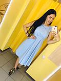 Сукня Жін. 36(р) блакитний 166636 My Twins Туреччина Літо, фото 3