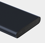Внешний аккумулятор Xiaomi Mi Power Bank 2S 10000 mAh Black (QC 3.0) (2USB), фото 2