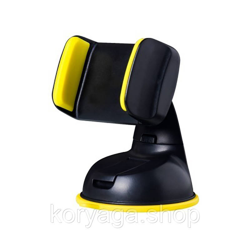 Автодержатель Hoco CA5 Black&yellow