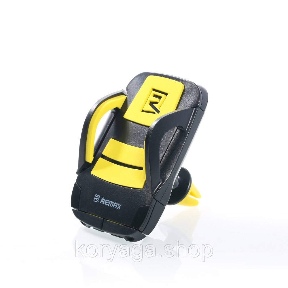 Автодержатель Remax RM-C13 Black and yellow
