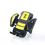Автодержатель Remax RM-C13 Black and yellow, фото 2
