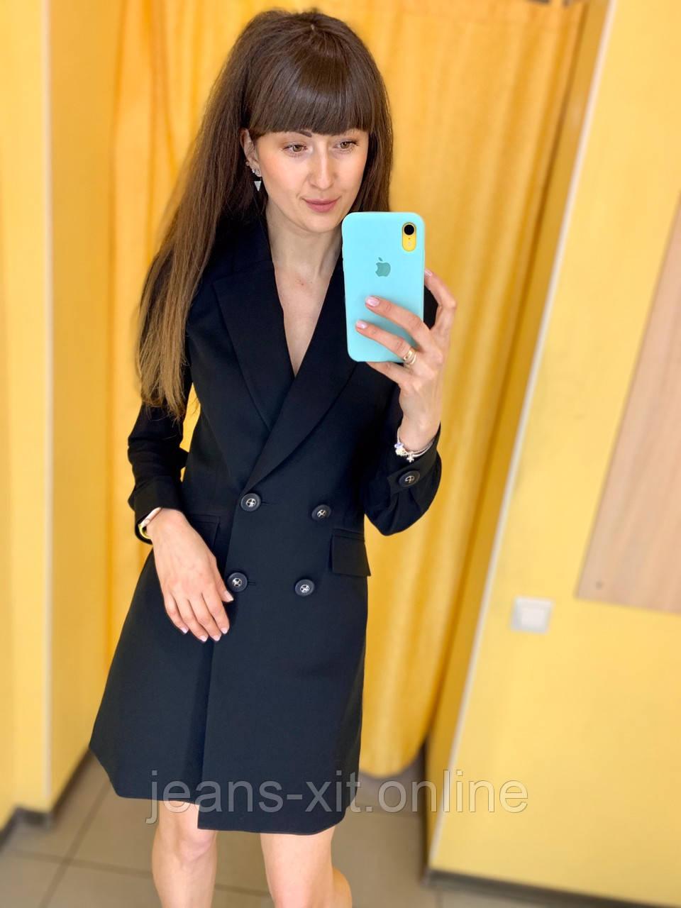 Сукня жіноча 32(р) чорна 7258-424 Festo Україна Весна-C