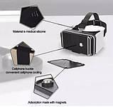Очки виртуальной реальности Shinecon VR SC-Y007 Black, фото 3