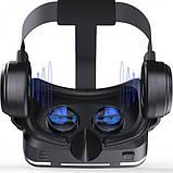 Очки виртуальной реальности Shinecon VR SC-G04E Black, фото 3