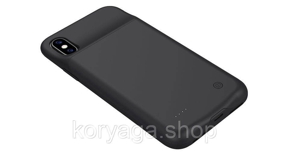 Чехол-PowerBank AWEI B1 3200mAh для iPhone X Black