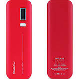 Power Box Remax Proda Jane LCD V6i (PPL-5) 10000 mAh Red, фото 3
