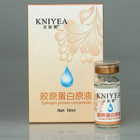 Сыворотка для лица коллаген от морщин Kniyea, антивозрастной концентрат с коллагеном