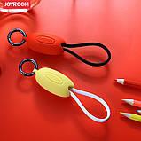 Кабель Joyroom S-M345 Fish Series Lightning 0.2M Red, фото 4