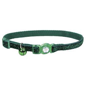 Безпечний нашийник для кішок Coastal Fashion Safe Cat зелений 30 см