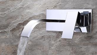 Cмеситель встроенный для ванной. Модель RD-436-2
