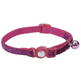 Безпечний нашийник для кішок Coastal Fashion Safe Cat рожевий 30 см