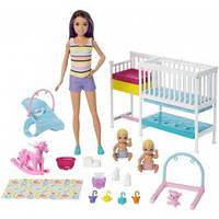 "Набір Barbie ""Дитяча кімната"" з серії Догляд за малюками (в ас.)"