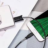 Кабель USB Hoco X24 Micro USB Black, фото 2