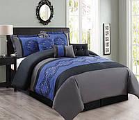 Комплект постельного белья семейный, сатин, TM Krispol (630.2240) (наволочки 50*70)