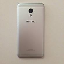 Задняя крышка Meizu M3s Silver